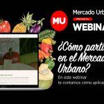 ¿Cómo participar en el Mercado Urbano?